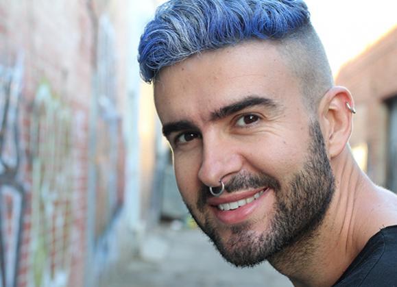 expeert coloriste pour cheveux hommes